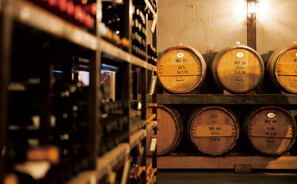 私たちのワイン造り